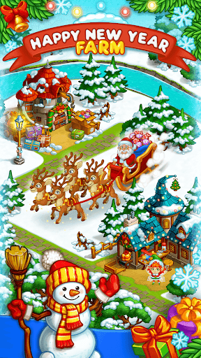 Farm Snow Happy Christmas Story With Toys amp Santa 1.74 screenshots 11