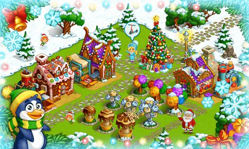 Farm Snow Happy Christmas Story With Toys amp Santa 1.74 screenshots 6