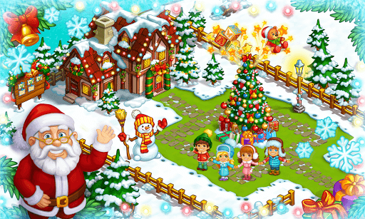 Farm Snow Happy Christmas Story With Toys amp Santa 1.74 screenshots 7