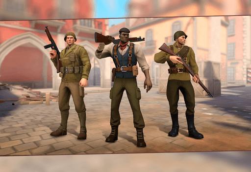 Frontline Guard WW2 Online Shooter 0.9.43 screenshots 12