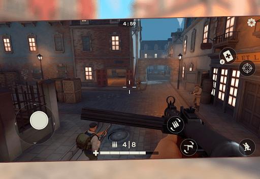Frontline Guard WW2 Online Shooter 0.9.43 screenshots 8