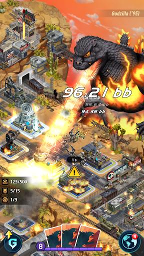 Godzilla Defense Force 2.3.4 screenshots 1