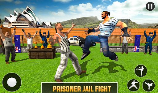 Grand Ring Battle Fight Prisoner Karate Fighting 1.0.8 screenshots 1