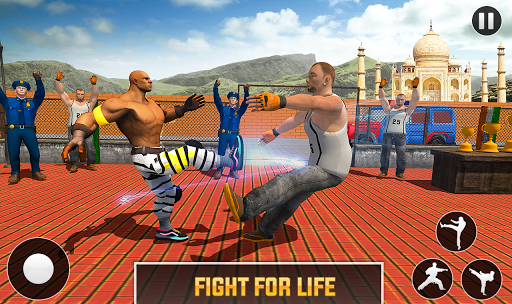 Grand Ring Battle Fight Prisoner Karate Fighting 1.0.8 screenshots 3