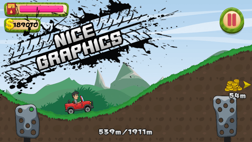 Hill Racing Offroad Hill Adventure game 1.1 screenshots 1