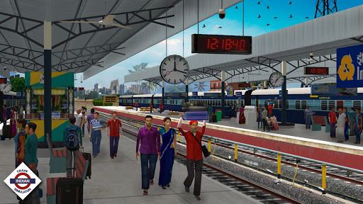 Indian Train Simulator 2020.3.14 screenshots 4