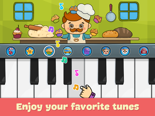 Kids piano 3.3.15 screenshots 6
