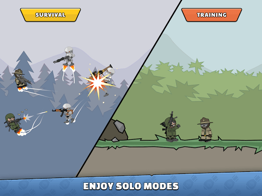 Mini Militia – Doodle Army 2 5.3.3 screenshots 14