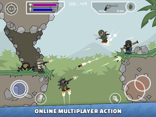 Mini Militia – Doodle Army 2 5.3.3 screenshots 15