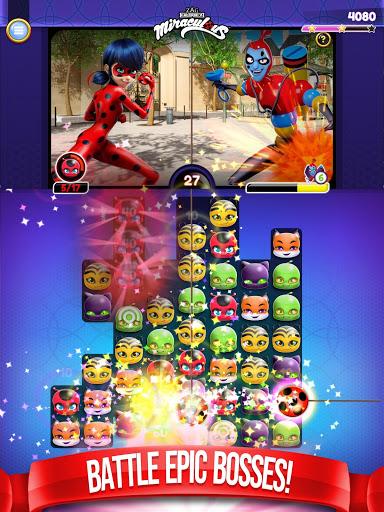 Miraculous Crush A Ladybug amp Cat Noir Match 3 3.0.1568 screenshots 14