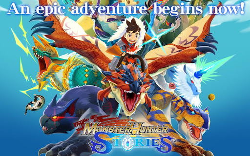 Monster Hunter Stories screenshots 11