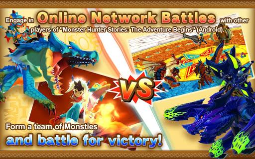 Monster Hunter Stories screenshots 9