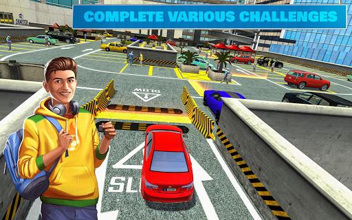 Multi Level Car Parking Games 3.2 screenshots 8