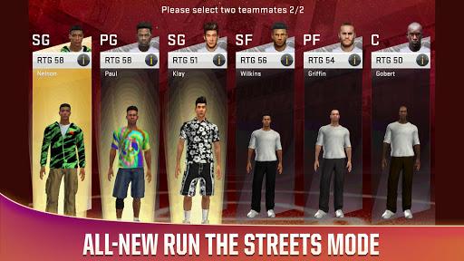 NBA 2K20 Varies with device screenshots 2