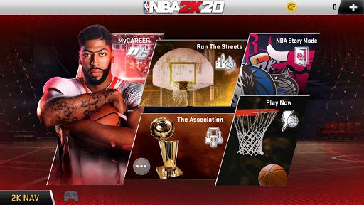 NBA 2K20 Varies with device screenshots 6