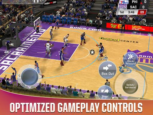 NBA 2K20 Varies with device screenshots 7