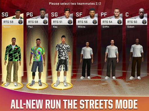 NBA 2K20 Varies with device screenshots 8