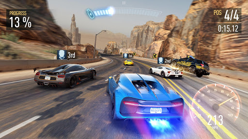 Need for Speed No Limits 4.7.31 screenshots 2