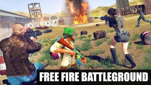 New Legend Fire Squad Free-Fire-Battleground 3D 1.0.2 screenshots 1