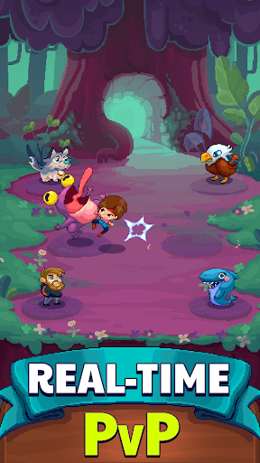 PewDiePies Pixelings – Idle RPG Collection Game 1.4.1 screenshots 1