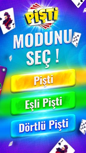 Piti – Tekli Eli nternetsiz Pisti 3.0.4 screenshots 10