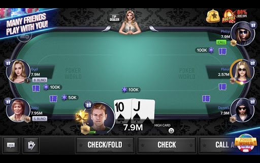 Poker World Mega Billions 2.020.2.020 screenshots 11