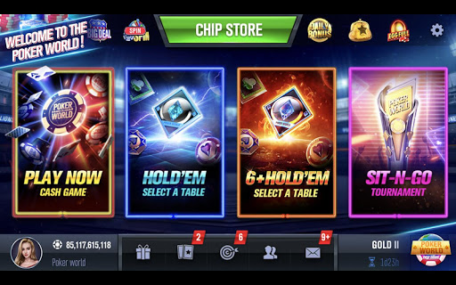 Poker World Mega Billions 2.020.2.020 screenshots 12