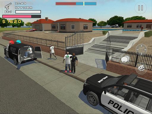 Police Cop Simulator. Gang War 2.3.3 screenshots 12