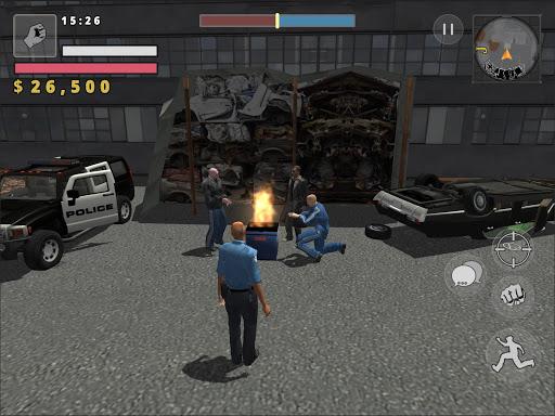 Police Cop Simulator. Gang War 2.3.3 screenshots 13
