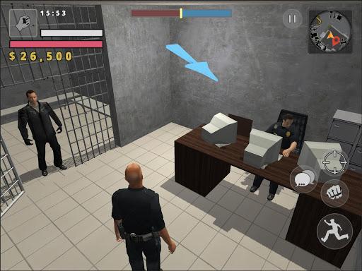 Police Cop Simulator. Gang War 2.3.3 screenshots 14