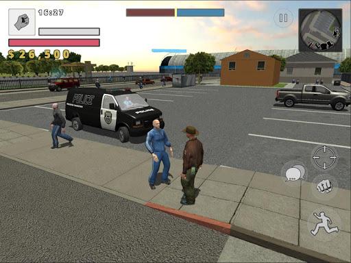 Police Cop Simulator. Gang War 2.3.3 screenshots 18