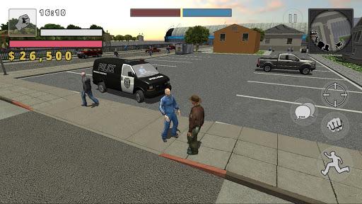 Police Cop Simulator. Gang War 2.3.3 screenshots 5