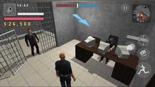 Police Cop Simulator. Gang War 2.3.3 screenshots 7