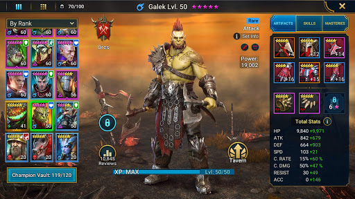RAID Shadow Legends 2.12.0 screenshots 7