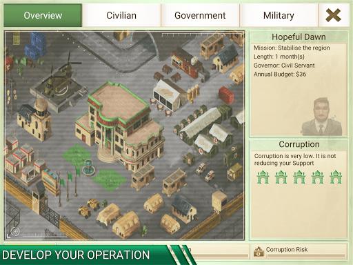 Rebel Inc. 1.6.0 screenshots 17