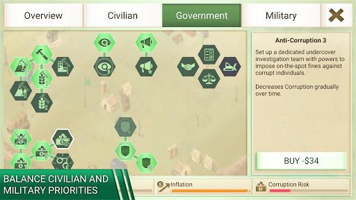 Rebel Inc. 1.6.0 screenshots 6