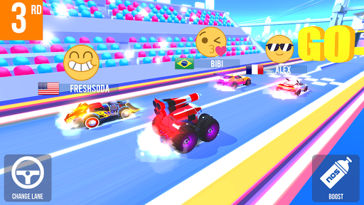 SUP Multiplayer Racing 2.2.7 screenshots 9