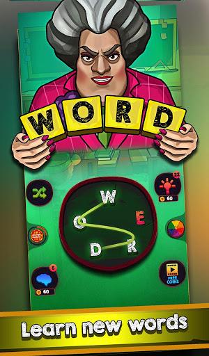Scary Teacher Addictive Word Game 2.1 screenshots 11