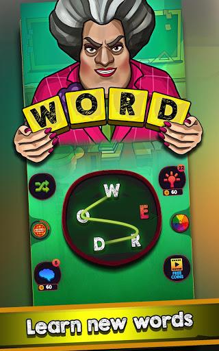 Scary Teacher Addictive Word Game 2.1 screenshots 6