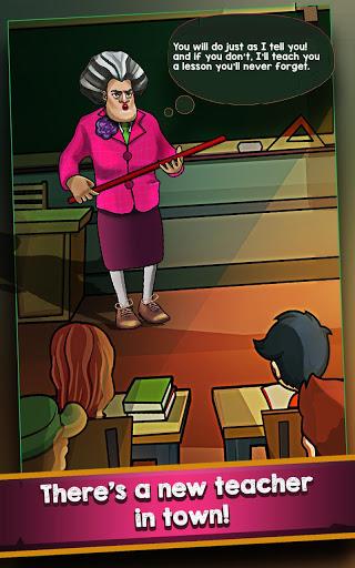 Scary Teacher Addictive Word Game 2.1 screenshots 7