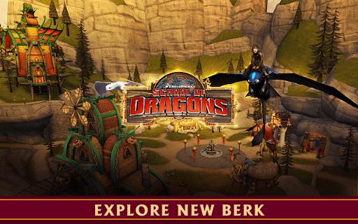 School of Dragons 3.11.0 screenshots 1