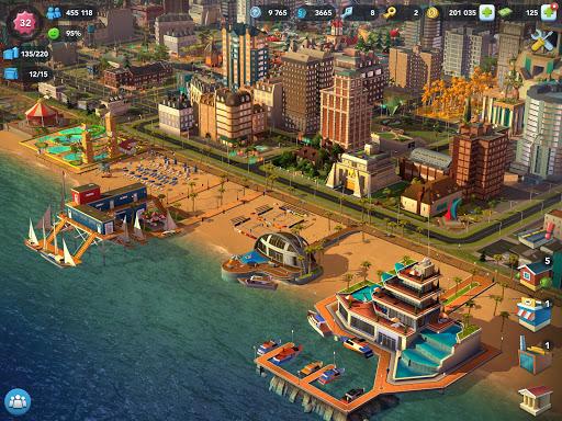 SimCity BuildIt 1.34.1.95520 screenshots 12