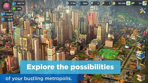 SimCity BuildIt 1.34.1.95520 screenshots 5