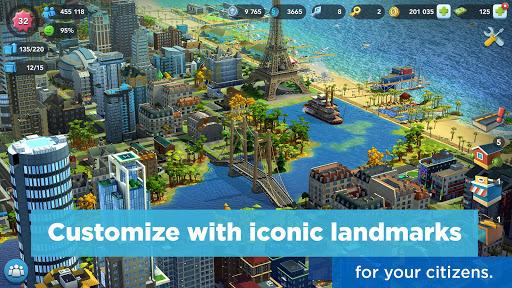 SimCity BuildIt 1.34.1.95520 screenshots 8