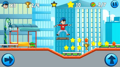 Skater Kid 7.1.29.5 screenshots 11