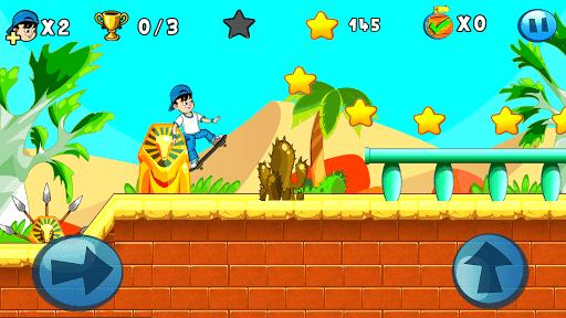 Skater Kid 7.1.29.5 screenshots 13