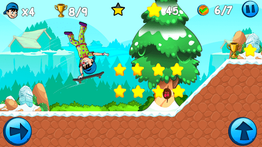 Skater Kid 7.1.29.5 screenshots 15