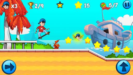 Skater Kid 7.1.29.5 screenshots 2