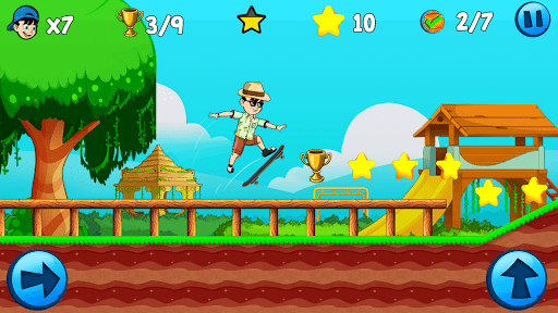 Skater Kid 7.1.29.5 screenshots 4