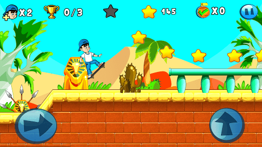 Skater Kid 7.1.29.5 screenshots 7